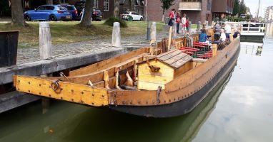 Romeins schip terug bij bouwers